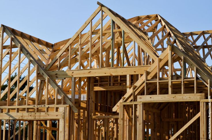 Как строят южные дома в США? - Записки нефтяника и не только.