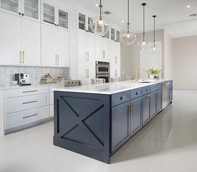 Kitchen Island Kickboard: Kitchen & Bathroom Tile - Glass, Stone, Ceramic