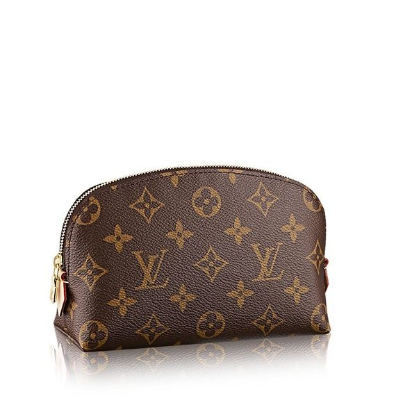 LOUIS VUITTON COSMETIC POUCH The bag comes with box. I also have receipt.  It's in very good condition. 6.7 x 4.7 inches  (Length x Height) Louis Vuitton Bags Cosmetic Bags & Cases