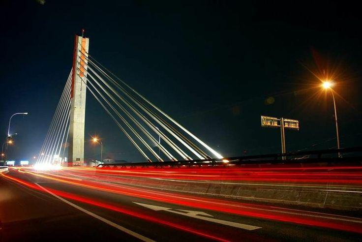 Jembatan Pasoepati - Pasoepati Bridge.