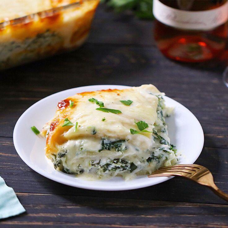 GF lasagna! (pasta recipe included...)