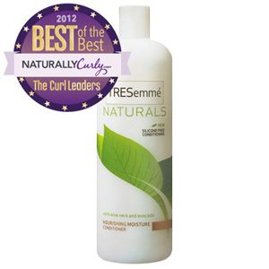 Top 5 Conditioners under $5 for Curly Hair: TRESemme Naturals Nourishing Moisture Conditioner With Aloe Vera & Avocado - 25 fl oz | $4.98