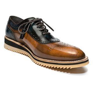 sonshinbal hand made shoes....bien caro pero me encanta el estilo