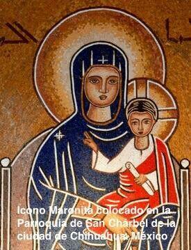 Icono maronita