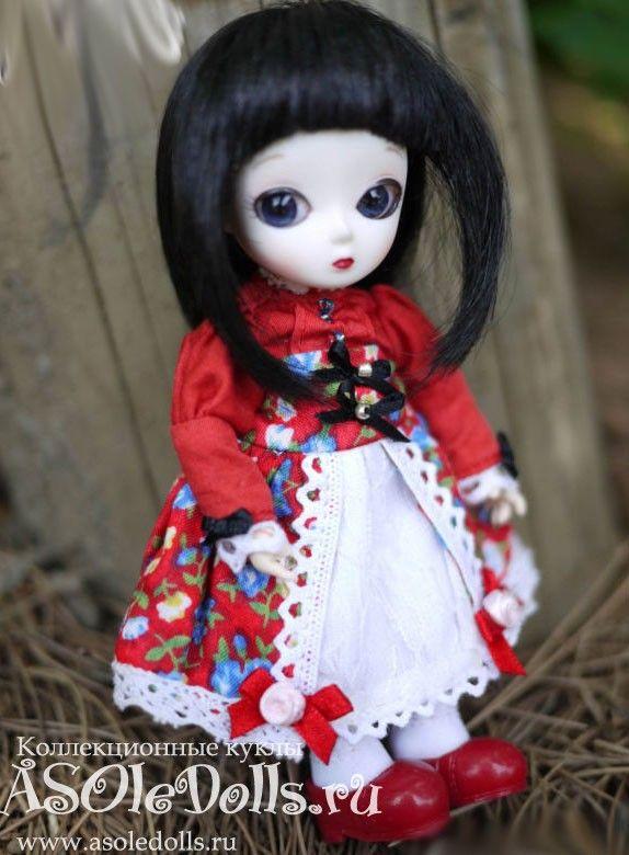 Кукла Ai АИ Петуния http://www.asoledolls.ru/shop/anime-kukly/kukla_ai_petunia/
