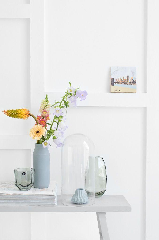StoryTile wanddecoratie - Tanja van Hoogdalem