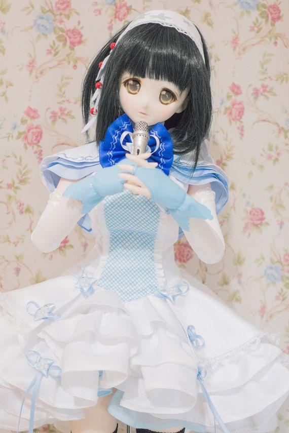 Sagisawa Fumika SR Outfit  Idomster by CfphkBJD on Etsy
