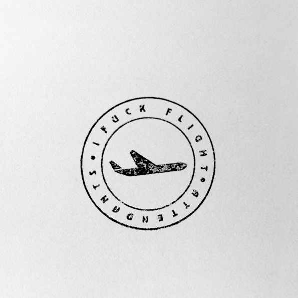 <3 | Risking a probing is worth it for the LOLs with these naughty passport stamps
