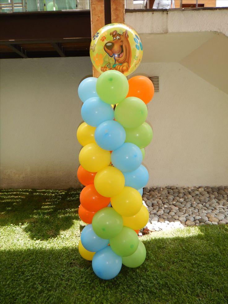 24 best Decoraciones Infantiles con Globos images on Pinterest ...