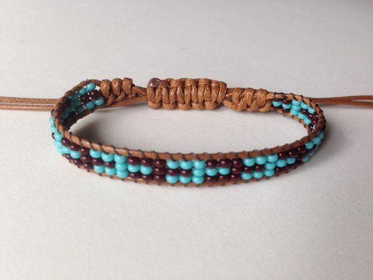 Loom Beading Tear de miçangas #Bohemian #Fashion #Style #Indie #Boho #Navajo…