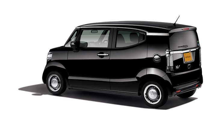 Honda Launches All-New N-BOX SLASH Kei Car in Japan