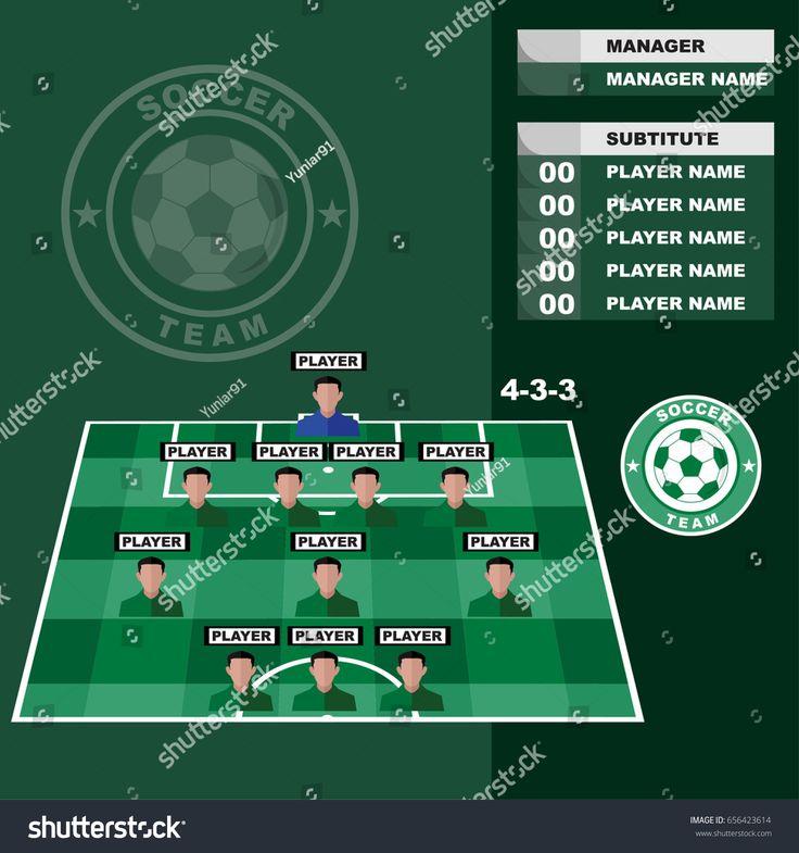 Best 25+ Football Formations Ideas On Pinterest