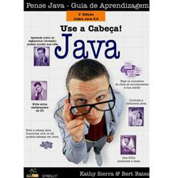 Livro - Use a Cabeça! Java