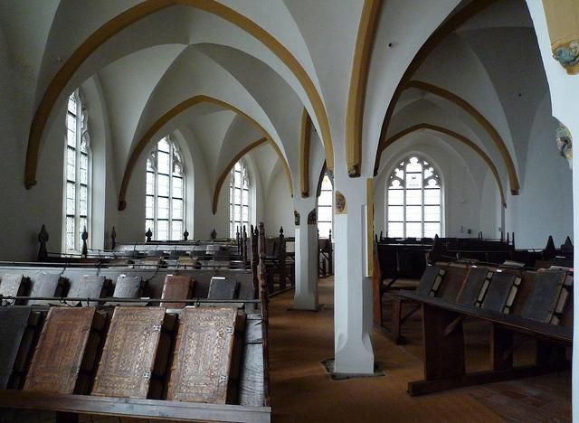 Library of St. Walburga Church (Zutphen, Netherlands)