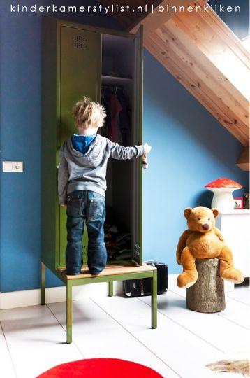 #Jongenskamer #boysroom | Styling VIVAVIDA Inspiration by Kinderkamerstylist.nl