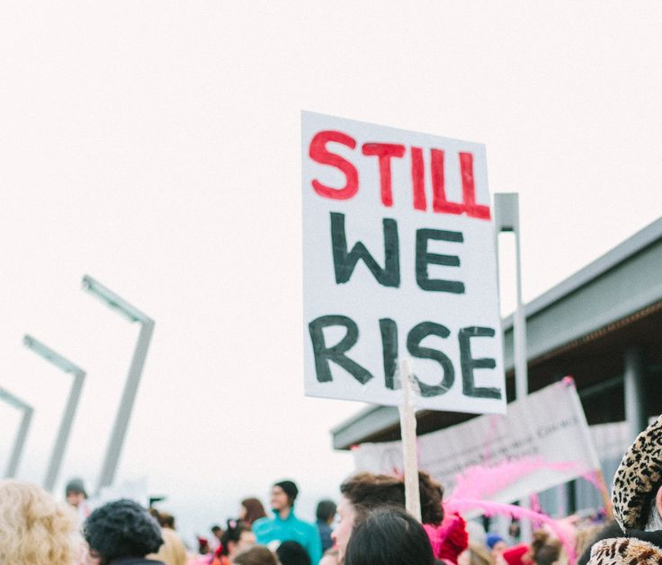 Protest Poetry: Still We Rise