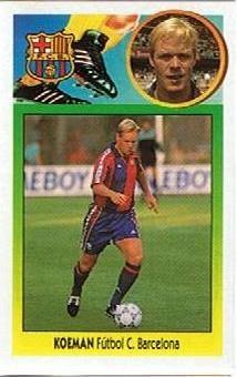 Ronald Koeman, F.C. Barcelona