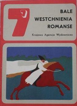 Okładka książki Bale, westchnienia, romanse