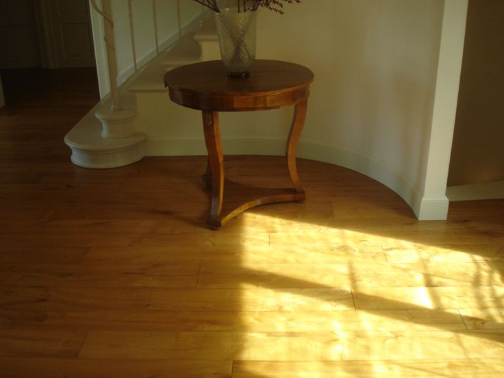 a particular of wooden floor