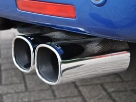 Twin Pipe Remus Exhaust for VW T5 03-09 & 2010>