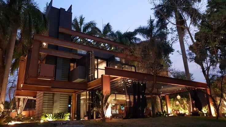 Casa Cor Paraguay Arq. Aldo Cristaldo  @hyline_py @casacor_paraguay @alcriske @bauen.py #Hyline #Details #visionwithoutboundaries #minmalistframe #Beauty #Simplicity #Luxury #Elegance #Quality #Product #Archilovers #instarchitecture #Architecture #Design #Archello #Archdaily #lights