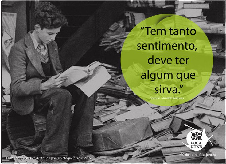 Socorro, Arnaldo Antunes
