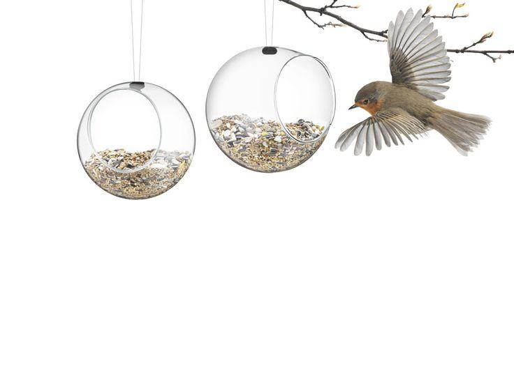 MINI BIRD FEEDERS — Hermosa Design: Contemporary Beach Lifestyle Inspired by Scandinavian Design
