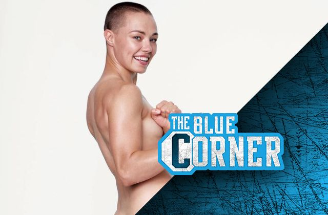 http://ift.tt/2uqD2Kq's Rose Namajunas poses nude for Women's Health 'Naked in 3 Words' campaign