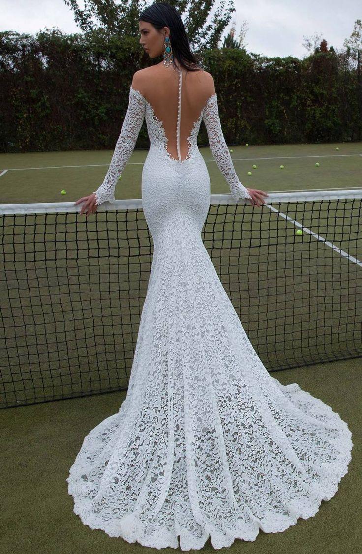 364 best Wedding Dresses images on Pinterest