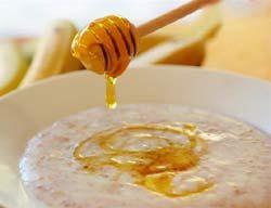 Creamy Whole Wheat Porridge