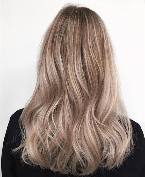 15 Inspirations Of Long Blonde Hair Colors: Best 20+ Medium Ash Blonde Ideas On Pinterest
