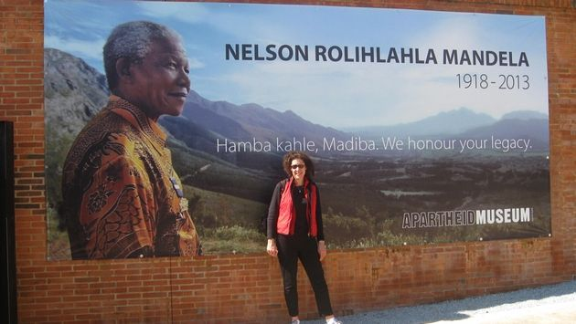 Encountering Mandela's South Africa.