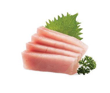 長鰭吞拿魚刺身 びんちょうまぐろ刺身 | Sushi, Sashimi, Food