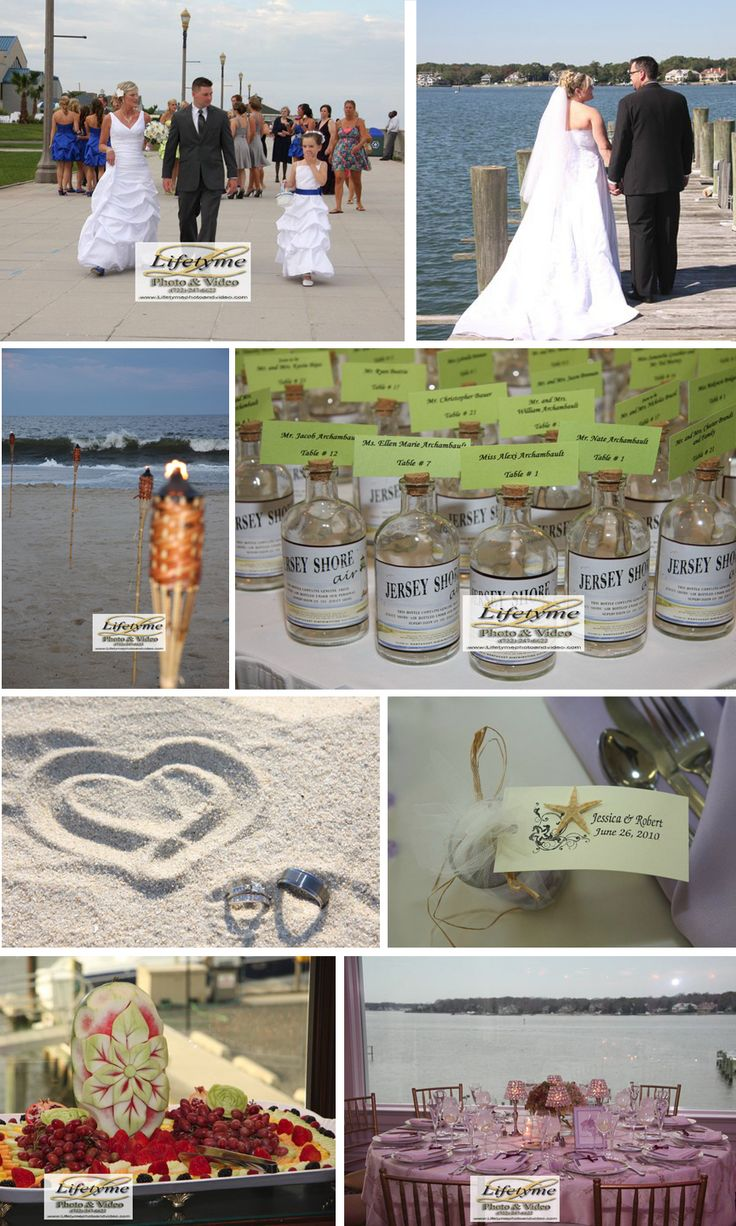 beach wedding in new jersey%0A  beachwedding  weddings  jerseyshore
