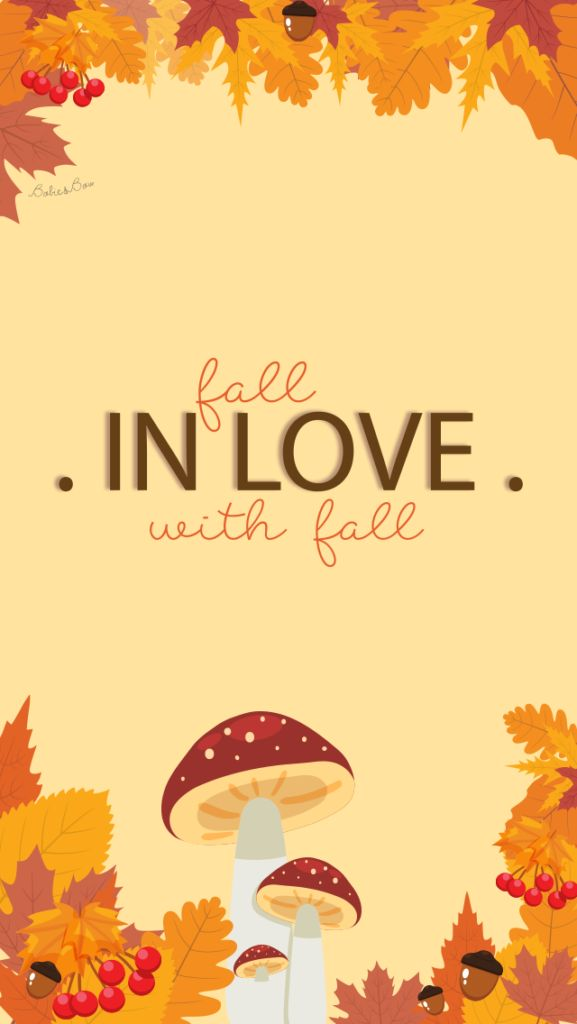 Fond d'écran à télécharger : Fall – in love