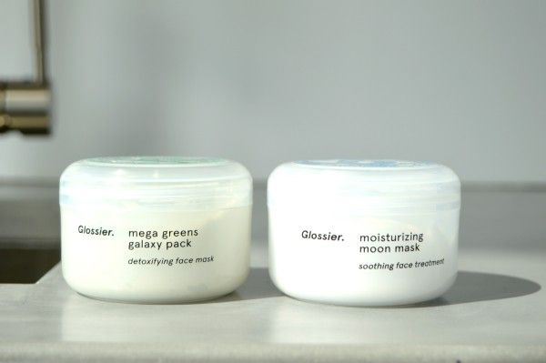 Glossier – Mega Greens Galaxy Pack and Moisturizing Moon Mask @Glossier #inhautepursuit #bbloggers #malebloggers #skincare #glossier