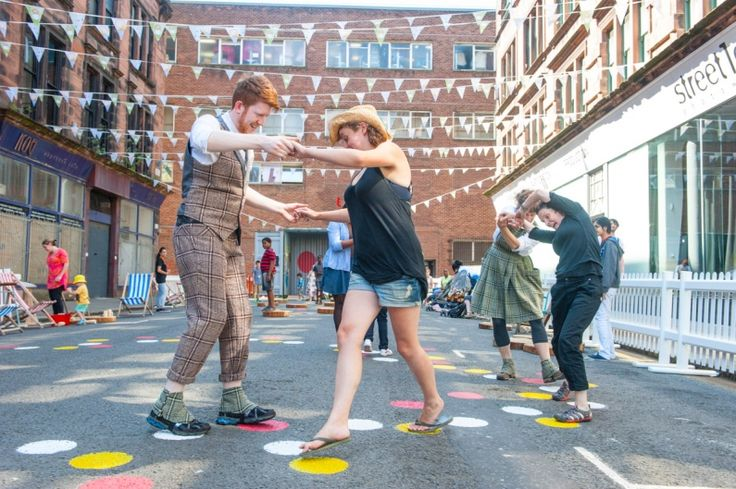 How we got Glasgow playing in the streets again | Design Council