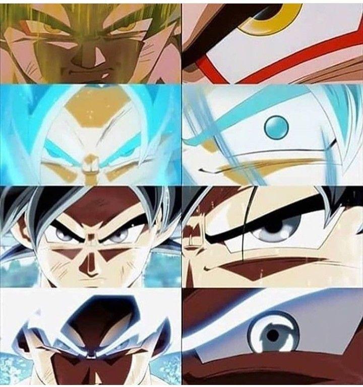 Pin De Stephylv En 悟 Goku 3 Dragones Fondos De