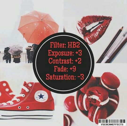 HB2 Exposure +3 Contrast +2 Fade +9 Saturation -3