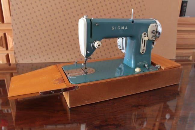 Maquina De Coser Sigma Modelo L En Málaga Ofertas Mayo Clasf Hogar Y Jardin Maquinas De Coser Sigma Maquina De Coser Cuerpo Humano Para Niños