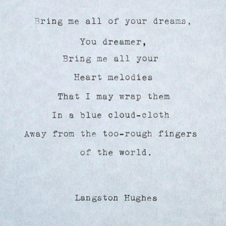 langston hughes poems - 736×736