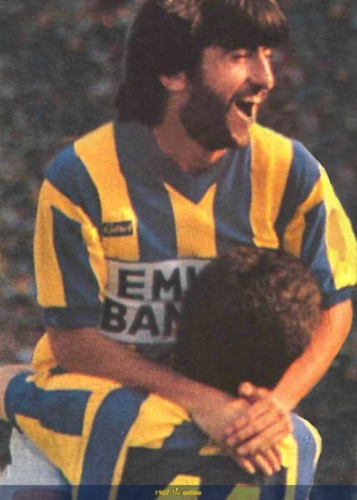 Fenerbahçe Legends . Rıdvan and Aykut