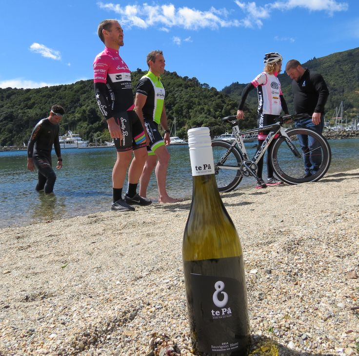 In our first major sponsorship relationship, we are delighted to announce te Pā Wines as the primary sponsor for the inaugural Marlborough Sounds Half Iron Man. International and New Zealand-based multisport athletes will take part in the high profile sporting event which is being held over Waitangi Weekend in 2015 - and we feel right at home with the best of the best.