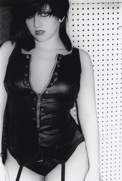 """lydia lunch - from the book """"No Wave: Post-Punk. Underground. New York. 1976-1980."""" by thurston moore and byron coley."""