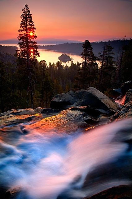 Eagle Falls in Lake Tahoe, CA Want to see our favorite Tahoe area destinations? www.truckee.com