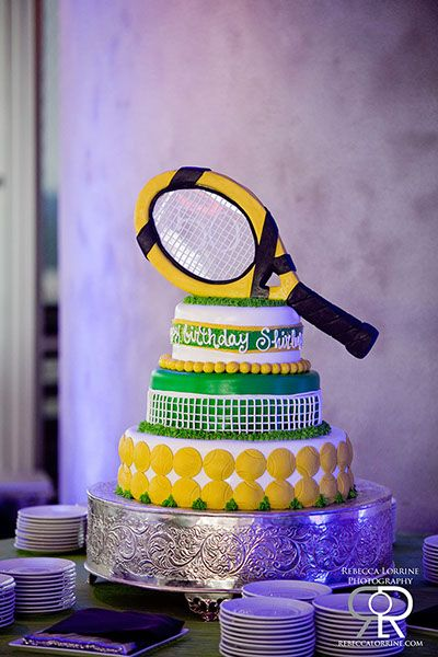 Tennis Cake Decorations Uk : 30 best Tennis cakes images on Pinterest
