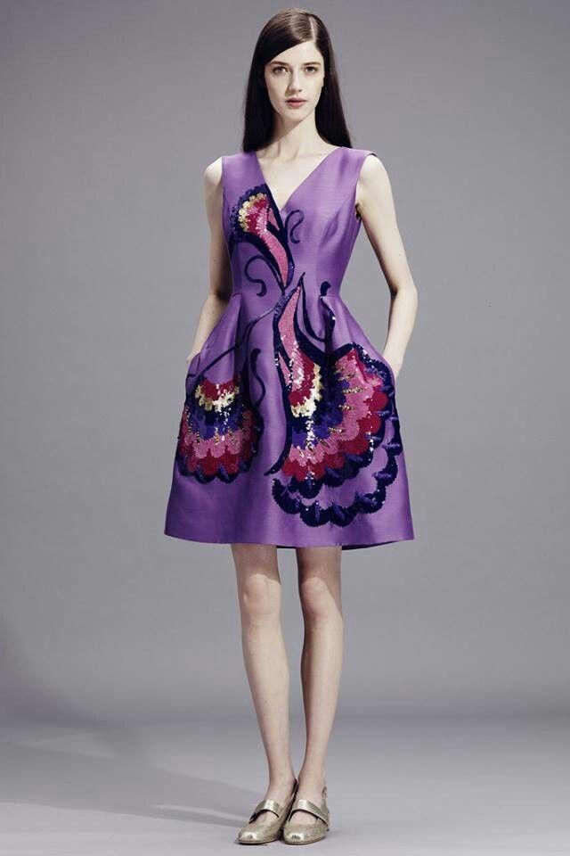278 mejores imágenes de PURPLE en Pinterest   Desfile de moda, Listo ...