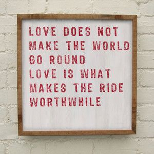 Love Makes The Ride Print, 185€, now featured on Fab.