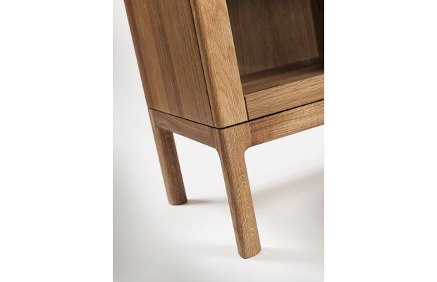 Prio, sideboard (detail) Måns Sjöstedt Yellon Stolab Furniture& Accessories Pinterest