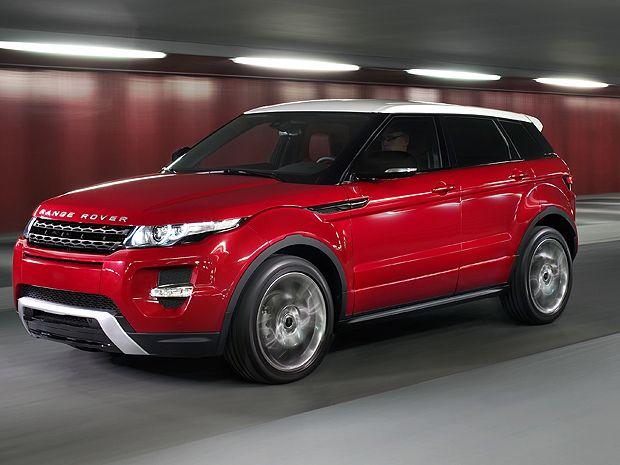 As mulheres preferem o Range Rover Evoque. E, não, não é por interesse.